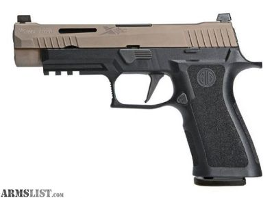 For Sale: Brand New SIG P320 X-VTAC 9MM TALO