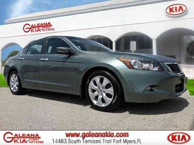 Used 2008 Honda Accord 4dr V6 Auto