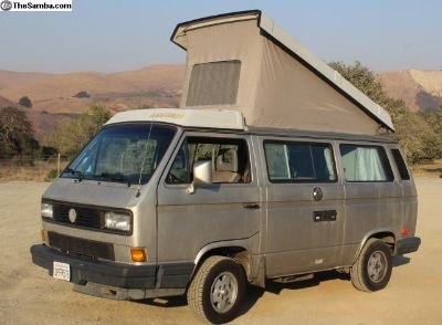 1990 Vanagon Westfalia camper