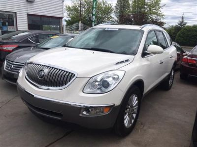 2010 Buick Enclave CX (White)