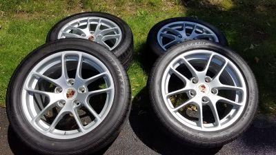 "18"" Cayman/Boxster Wheels"