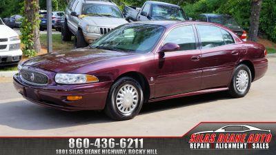 2004 Buick LeSabre Custom (Maroon)