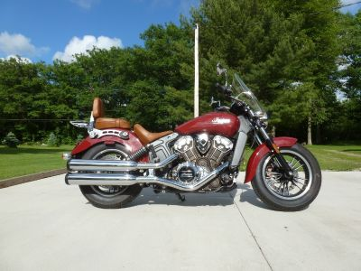 2016 Indian SCOUT ABS