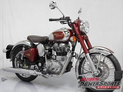 2014 ROYAL ENFIELD BULLET C5 CLASSIC CHROME