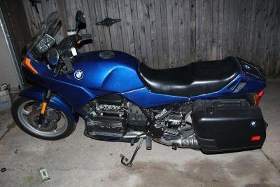 1992 BMW K 75 S