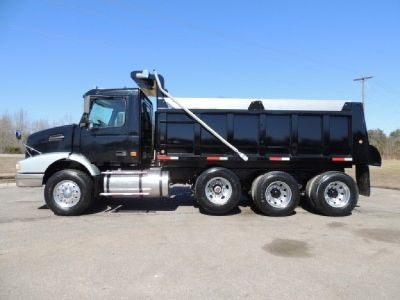 Dump truck & heavy equipment financing for all credit types