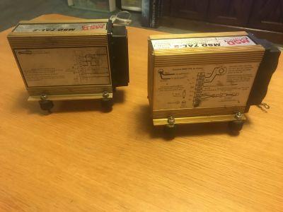 2 MSD 7AL2 boxes