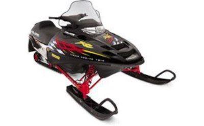 2002 Polaris Indy 500 XC Trail Sport Snowmobiles Eagle Bend, MN