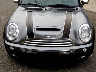 2007 MINI Cooper S (Dark Silver Metallic)