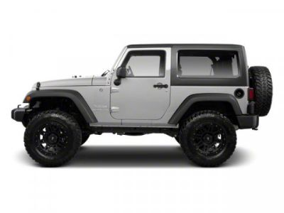2012 Jeep Wrangler Sport (Bright Silver Metallic)