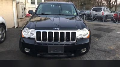 2008 Jeep Grand Cherokee Limited (Brilliant Blk Crystal Pearl)