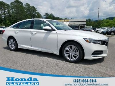 2018 Honda Accord LX (White Pearl)