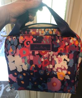 Vera Bradley lunch cooler-$10; Pearland porch pickup Bailey and McLean