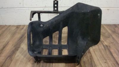 Purchase 2003 2007 Suzuki LTZ 400 Left Foot Peg Cage Bracket motorcycle in Wesley Chapel, Florida, United States, for US $30.98