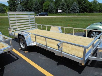 2019 Quality Trailers 74X14 DROP AXLE Equipment Trailer Trailers Belvidere, IL