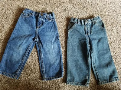 Boys size 18 month jeans