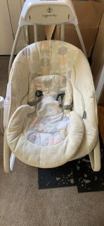 Ingenuity 3-in-1 bouncer, swing & bassinet
