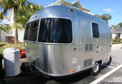 2016 Airstream Bambi Travel Trailer