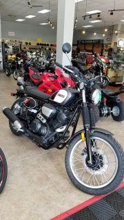 2017 Yamaha SCR950 Sport Motorcycles Mineola, NY