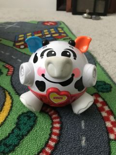Fisher Price pig toy