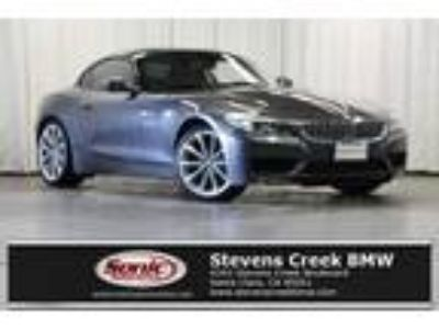 Used 2016 BMW Z4 Gray, 19K miles
