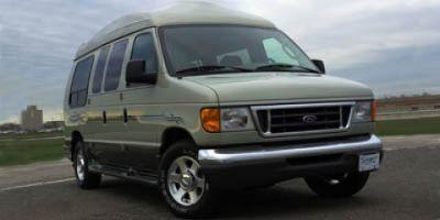 2005 Ford E-350 XLT (Gold Ash Metallic)