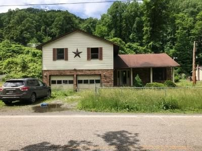 4 Bed 2 Bath Foreclosure Property in Dorothy, WV 25060 - Clear Fork Rd