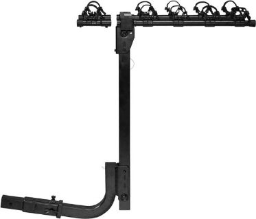 """Sell 5 BIKE CARRIER-RACK-BICYCLE RACKS-2"""" HITCH-SWING DOWN (BC-8809-4AH+1EXT) motorcycle in West Bend, Wisconsin, US, for US $129.99"""