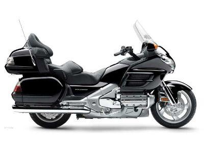 2008 Honda Gold Wing Audio Comfort Navi Touring Motorcycles Concord, NH