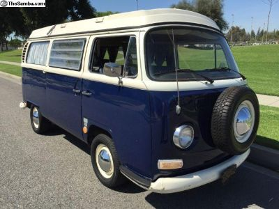 1969 VW Westfalia Camper - Restored Daily Driver