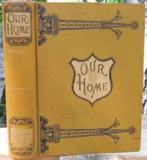 $45 Our Home - the key to a nobler life 1883