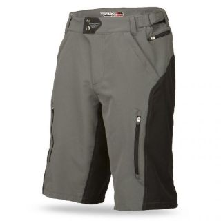Purchase FLY Racing Warpath Mens Shorts Black/Gray motorcycle in Holland, Michigan, United States, for US $98.96