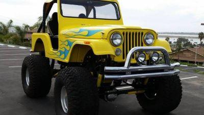 1966 Willys Jeep CJ5