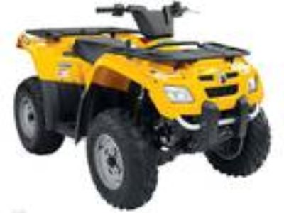 2007 Can-Am Outlander 400 H.O.