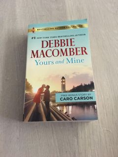 EUC Debbie MaComber Yours and Mine Paperback