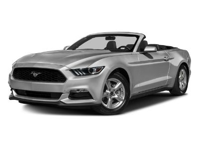 2016 Ford Mustang EcoBoost Premium (Silver)