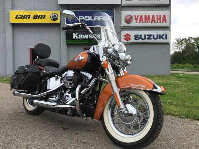 2016 Harley-Davidson Heritage Softail Classic Cruiser Brilliant, OH