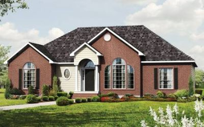 4 Bed 2.5 Brick Home - With Garage Built on your Land