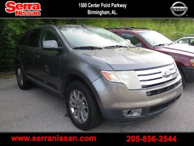 2009 Ford Edge SEL Plus (Gray Metallic)
