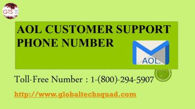 1-(800)-294-5907 Toll-Free | Aol Customer Support Phone Number