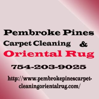 Pembroke Pines Carpet Cleaning & Oriental Rug