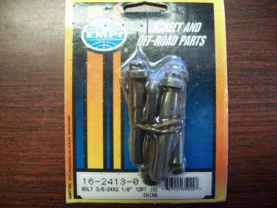Sell VW C.V. Bolts For 930, Set Of 6 motorcycle in Golden Valley, Arizona, United States, for US $18.50