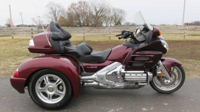 2006 Honda Gold Wing Premium Audio Touring Motorcycles Marengo, IL