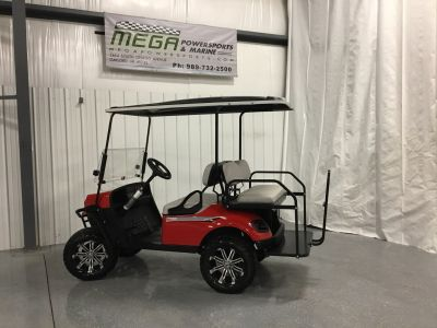 2020 Tracker Off Road LX4 Gas Powered Golf Carts Gaylord, MI