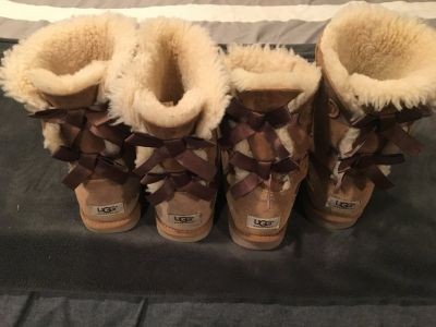 Ugg boots 2 pair
