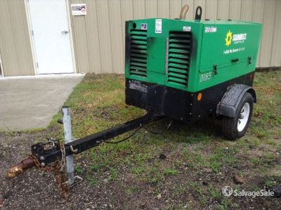 2013 (unverified) Sullivan D185P3JDSB Air Compressor
