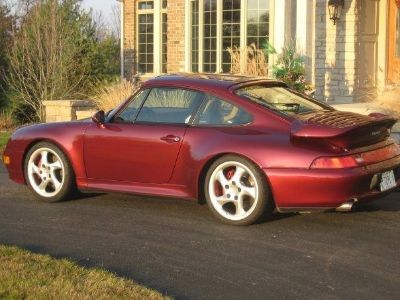 1996 Other Porsche 993 Turbo Accessory Northlake, IL
