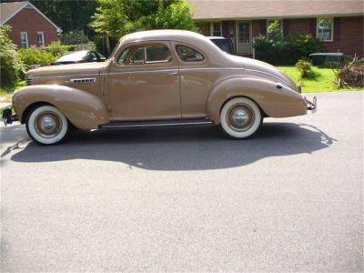 1939 DeSoto Deluxe