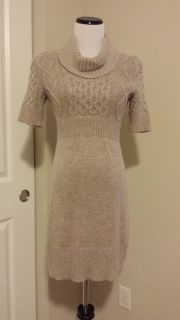 Sweater Dress. Ann Taylor.