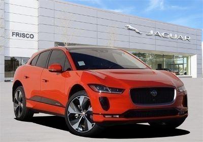 2019 Jaguar I-Pace (Red)